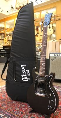 Gibson Les Paul Special Tribute DC worn ebony -19